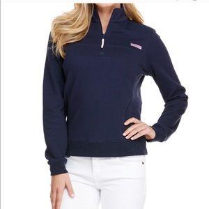 Vineyard Vines Navy Blue Shep Shirt Size Large